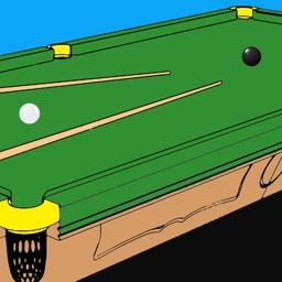 Snooker Champions - Game play ball black spot