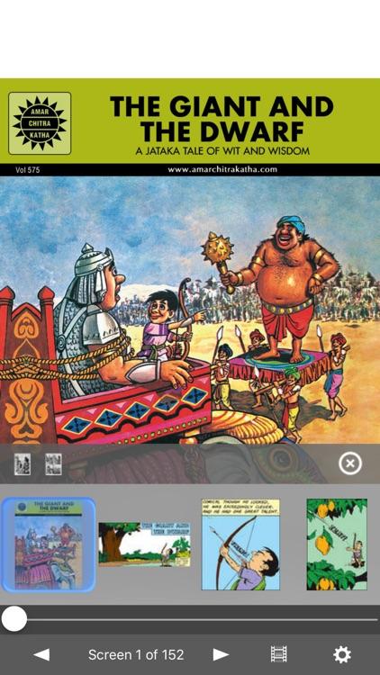 Tales of Wit & Wisdom - Giant and Dwarf