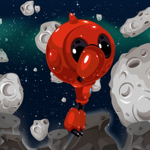 Robot Hop - Endless Jumping Games in Space