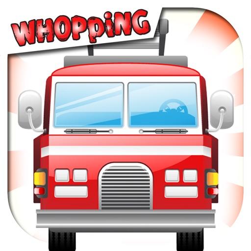 Whopping Fire Trucks - Fire truck fun for kids