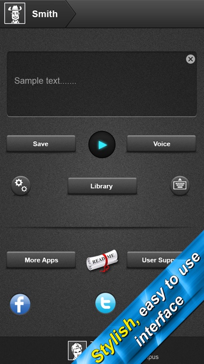 Voice Generator screenshot-1