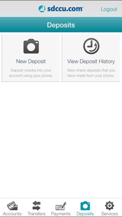 SDCCU Mobile Banking screenshot-4