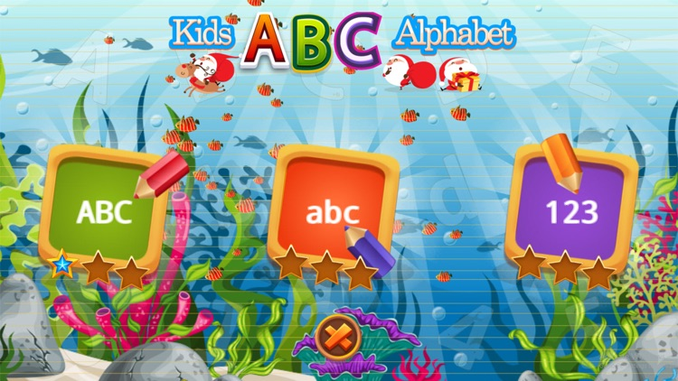 Abc Alphabet Learning - Number Tracing For Toddler