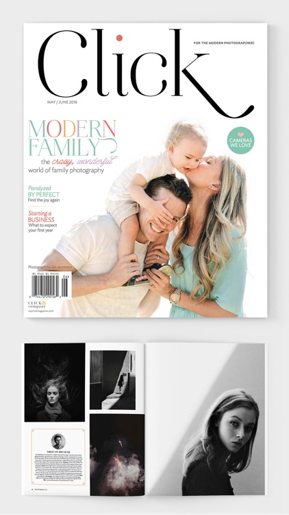 Click Magazine for the Modern Photograp[her]