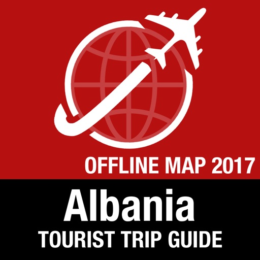 Albania Tourist Guide + Offline Map
