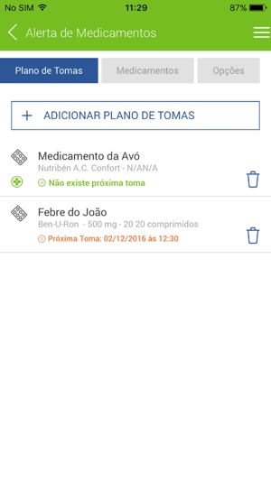 Farmácias Portuguesas Screenshot