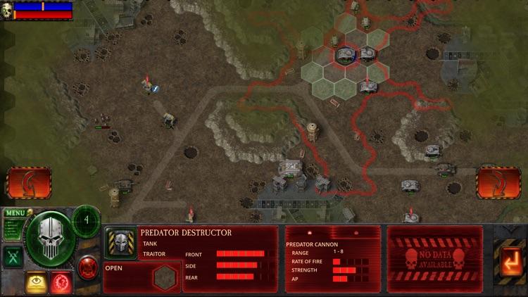 Battle of Tallarn screenshot-4
