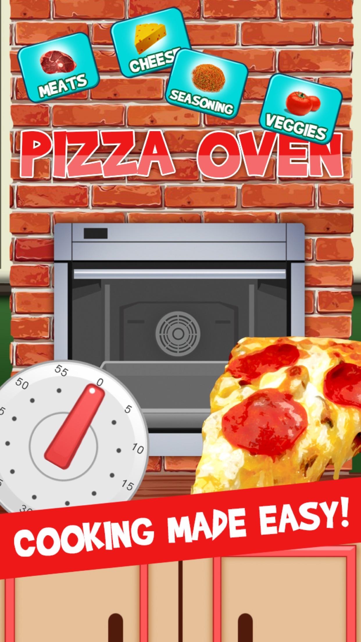 Italian Pizzeria Pizza Pie Bakery - Food Maker Screenshot