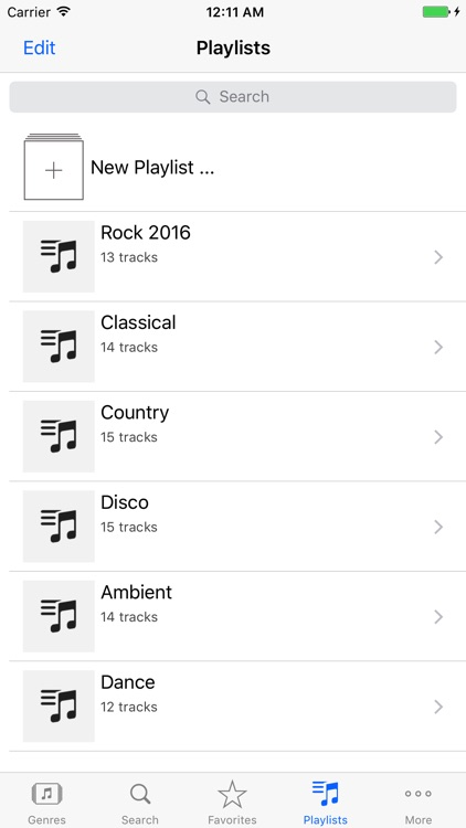 S3 Music - MP3 Player & Playlists & Albums Manager screenshot-4