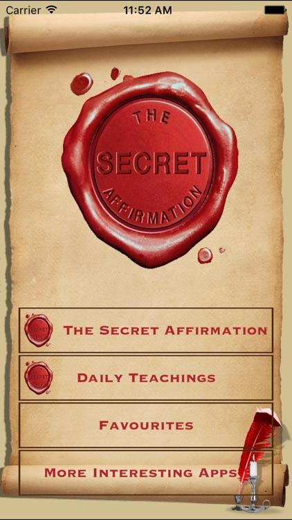 The Secret Affirmations to Money Lyft & Teachings