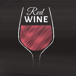 Hand Drawn Wine Stickers