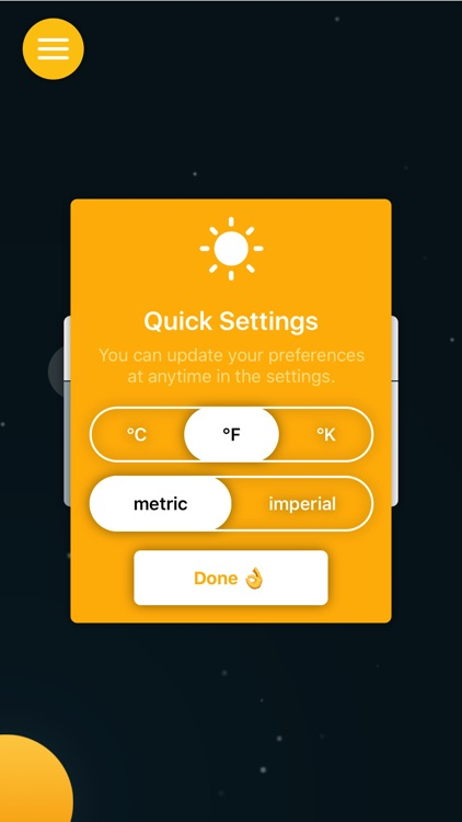 WeatherWheel screenshot-3