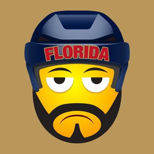 Florida Hockey Stickers & Emojis