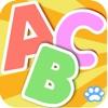 儿童动物拼图学英语单词(适合2-6岁宝宝认识各种动物与叫声)