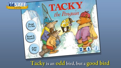 Tacky The Penguin review screenshots