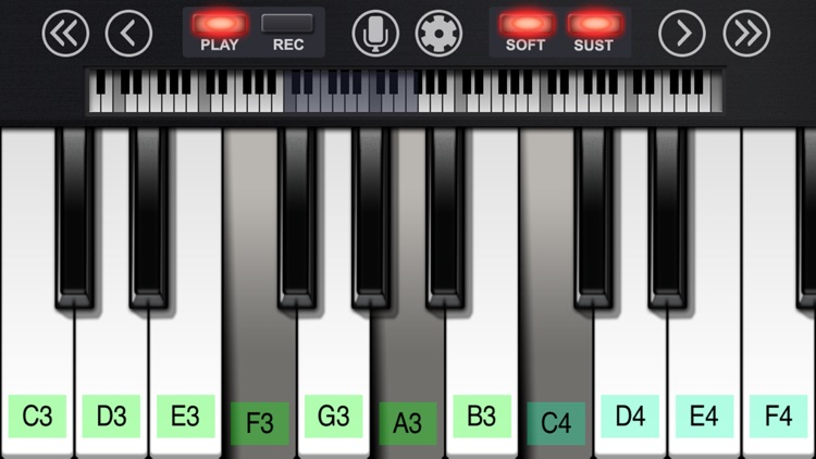 Pianist screenshot-2