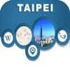 Taipei Taiwan Offline City Maps Navigation