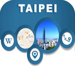 Taipei Taiwan Offline City Maps Navigation