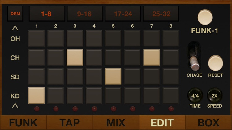 FunkBox Drum Machine screenshot-3