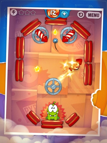 Скачать Cut the Rope: Experiments HD™