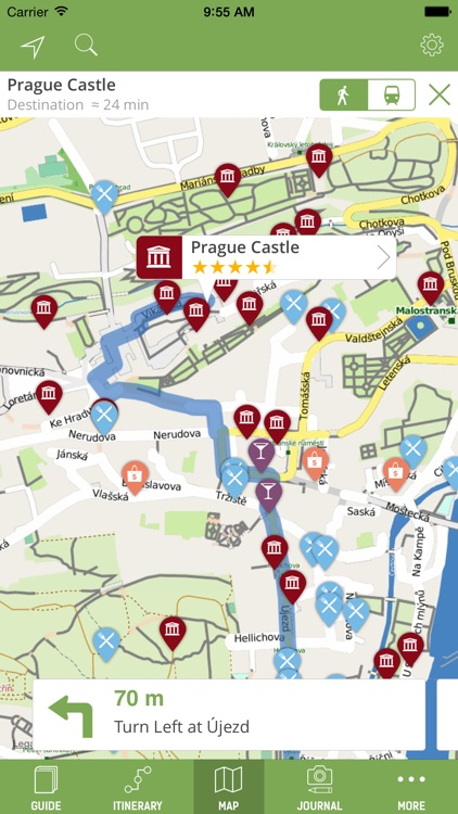 Prague Travel Guide (with Offline Maps) - mTrip screenshot-2