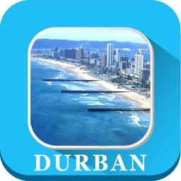 Durban SA - Offline Maps navigation & directions