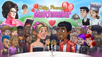 Screenshot for Kitty Powers' Matchmaker in United Kingdom App Store
