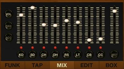 FunkBox Drum Machine Screenshot 2
