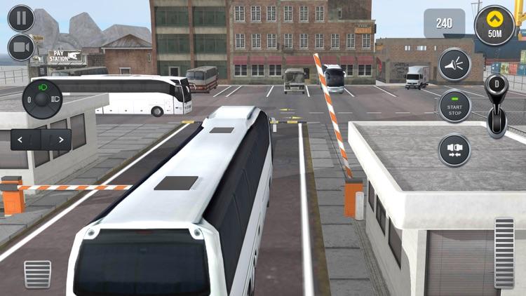 Coach Bus Simulator 2017 * screenshot-3