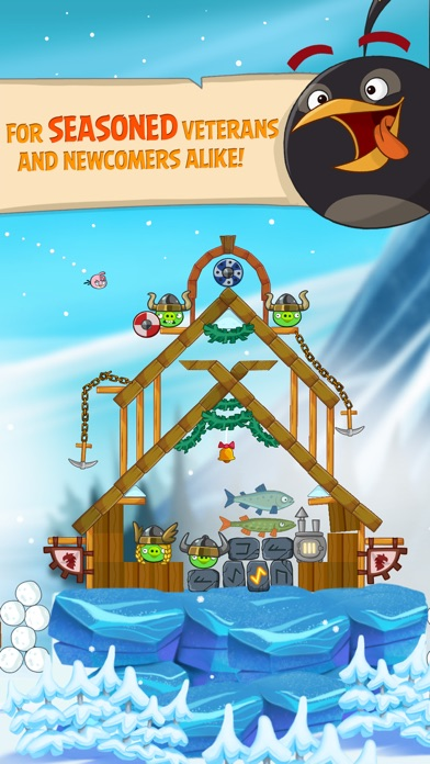 Angry Birds Seasons IPA Cracked for iOS Free Download