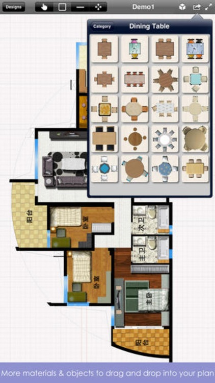 Interior Design - floor plans & decorating ideas