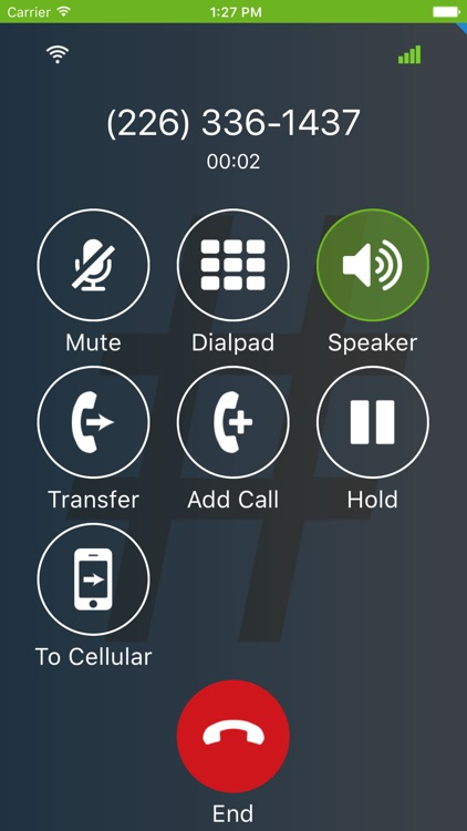Fongo Works -Cloud Based-Phone System screenshot-3
