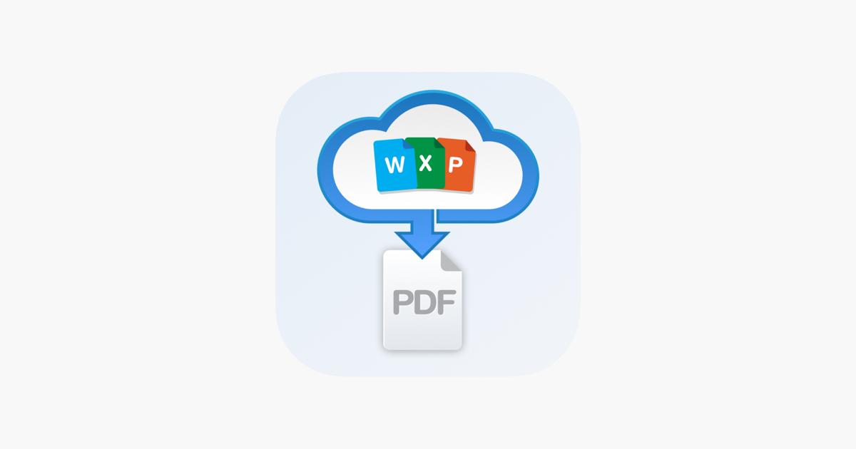 mac app store convert pdf to word
