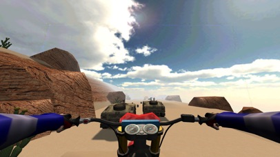 FPV Motocross Racing VR Simulator screenshot 1