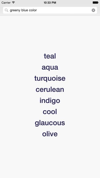 Writing Aid — Dictionary & Word of the Day widget screenshot-0