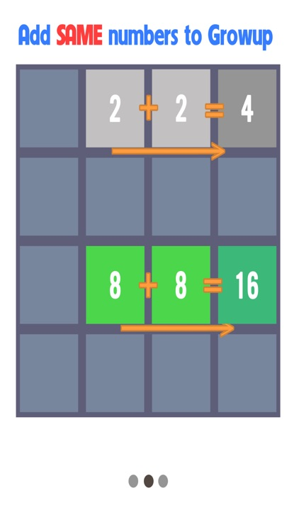 2048 - Fun Addictive With Join Number