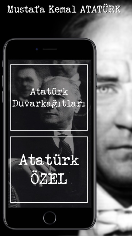 Atatürk Wallpapers & Lock Screens screenshot-3