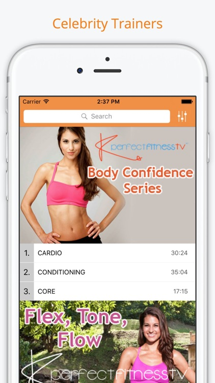 Resoltz - Fitness Training Videos screenshot-3