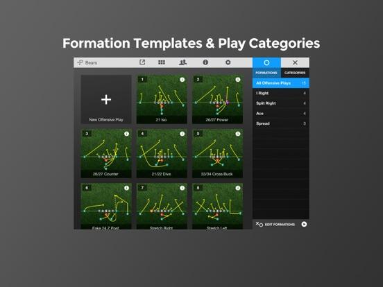 Screenshot #5 pour Tackle Football Playmaker