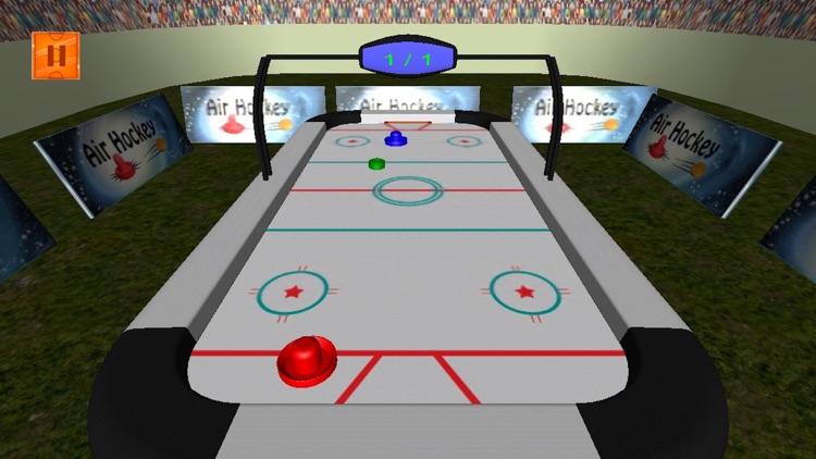 Air Hockey Deluxe 2017 screenshot-4