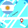 Argentina Offline Mapa