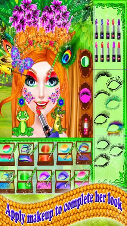Fairy Princess Braided Hairstyles screenshot-4