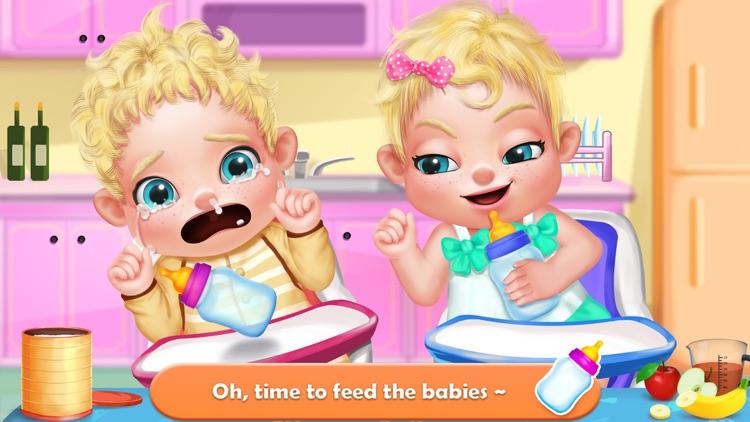 Kids & Baby Care Games - Angry Newborn Baby Boss