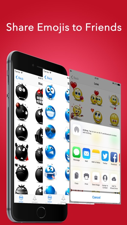 Adult Emoji Pro & Animated Emoticons for Texting screenshot-4