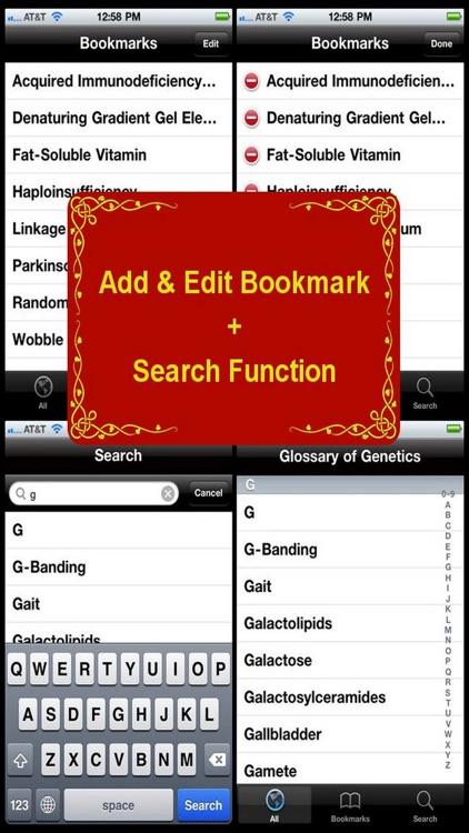Glossary of Genetics screenshot-3