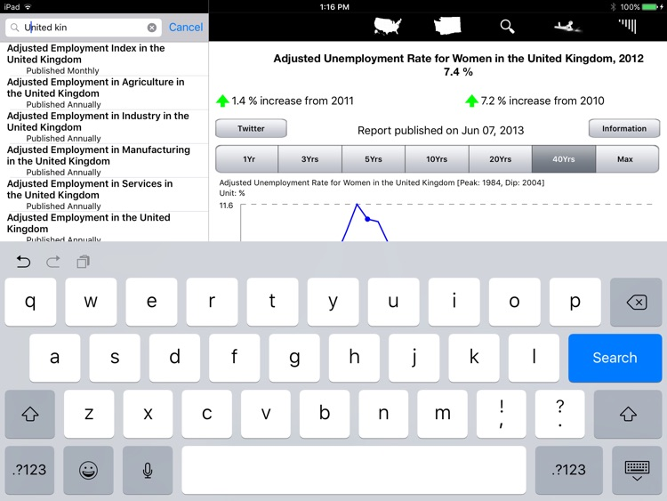 Economy for iPad screenshot-3