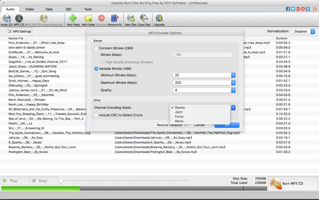 express burn disc burning software free download full version