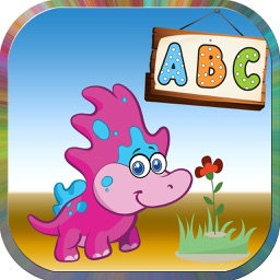 ABC Kids Games Words - Dinosaur Games For Free