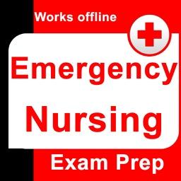 Emergency Nursing Exam Prep 2700 Flashcards & Quiz