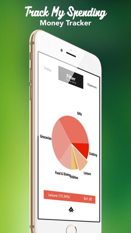 Track My Spending - Money Tracker
